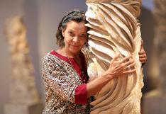 De voz a voz Perú 16: Silvia Westphalen: la escultora vuelve al dibujo con una obra que alude al aire y lo vital