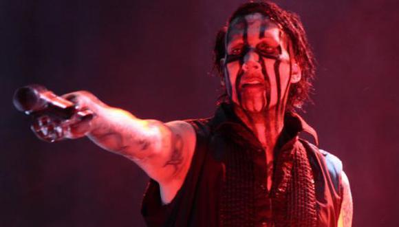 Marilyn Manson cuenta con millones de fanáticos alrededor del mundo. (Foto: Twitter)
