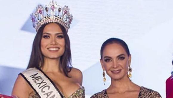 Lupita Jones mostró su emoción por el triunfo de Andrea Meza en el Miss Universo 2021. (Foto: @lupjones / Instagram)