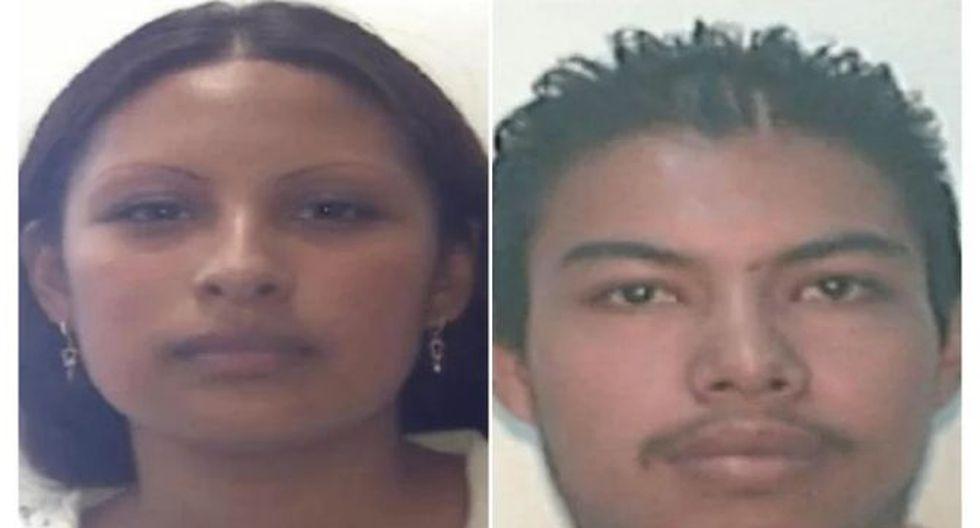 La fiscalía identificó a Gladis Giovana Cruz Hernández y a Mario Alberto Reyes Nájera como responsables del crimen que ha conmocionado a México.