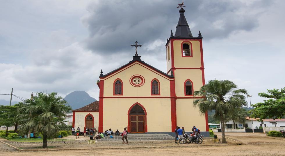 Santo Tomé y Príncipe registra más de 20 casos de coronavirus. Foto: Shutterstock.