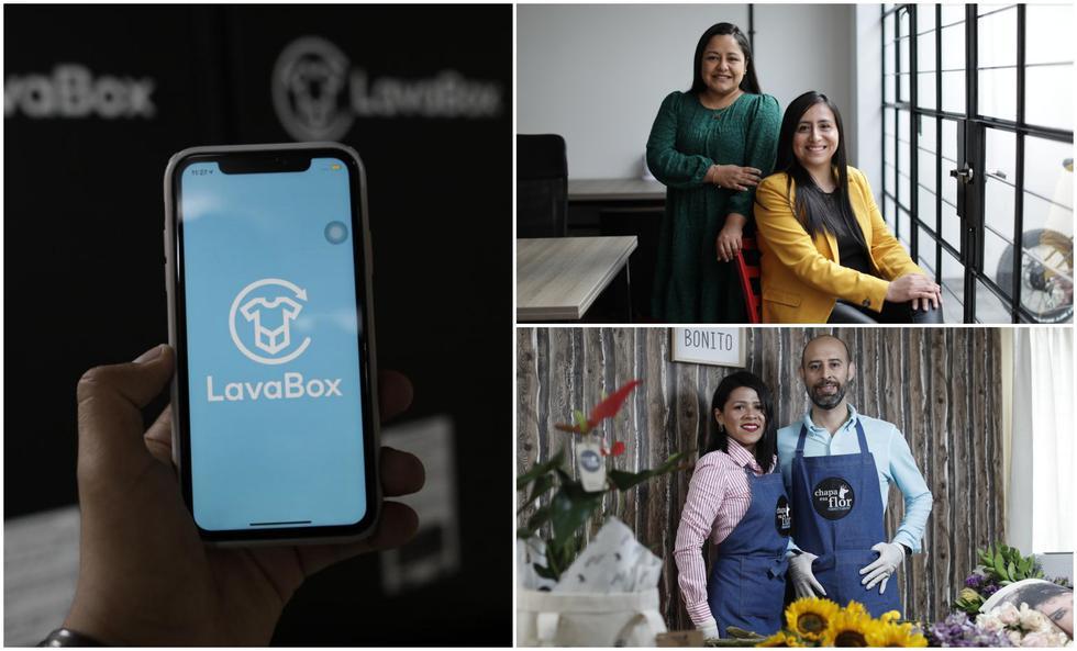 Emprendedores digitales en pandemia. (Foto: GEC)