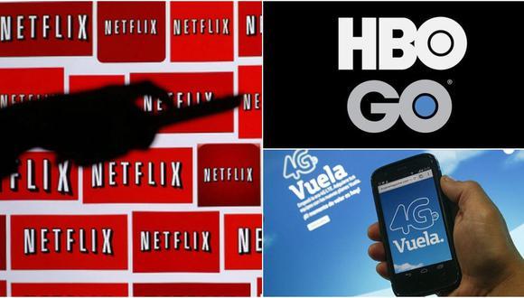 En el popular servicio streaming podrás encontrar una diversidad de películas y series. (Foto: Archivo El Comercio)