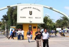 Sunedu deniega licencia institucional a la Universidad Nacional Pedro Ruiz Gallo