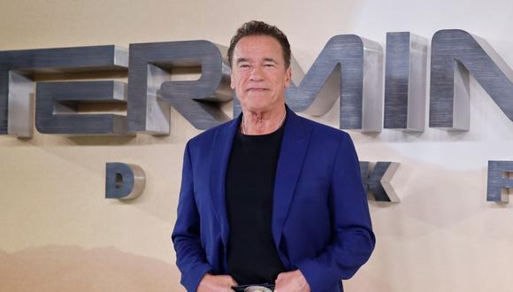 Arnold Schwarzenegger reveló que estuvo al borde de la muerte en una operación al corazón. (Foto: TOLGA AKMEN/AFP)