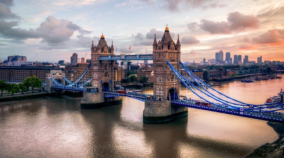 Conexión única: los puentes más famosos del mundo - 5