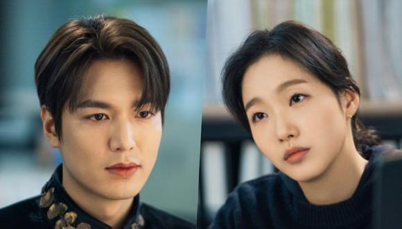 Kim Go Eun y Lee Min Ho desarrollan una intensa historia de amor en universos paralelos (Foto: Netflix)