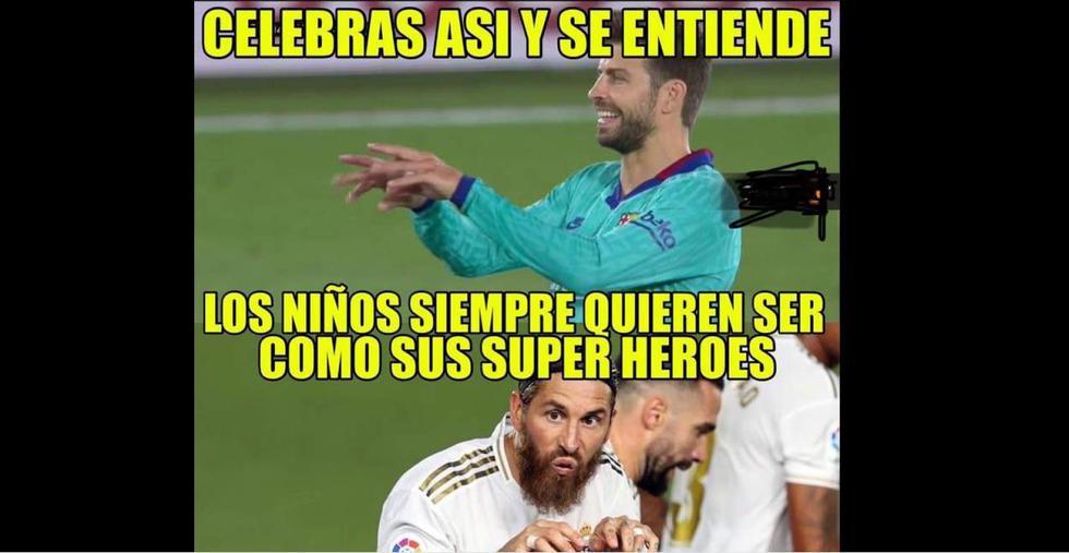 Barcelona vs. Espanyol: memes