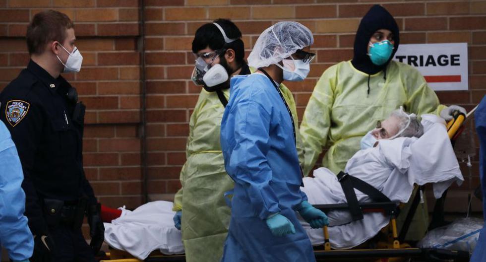 Algunos de los focos más grandes del virus se han registrado en instalaciones asociadas estrechamente al seguro de salud Medicaid, incluidos casos en Wayne, Virginia, y Crown Heights, en el distrito neoyorquino de Brooklyn. (Foto: Spencer Platt/Getty Images/AFP).