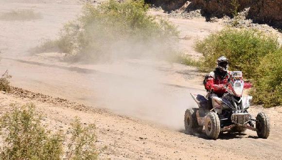 Dakar 2014: Peruano Alexis Hernández sigue en carrera