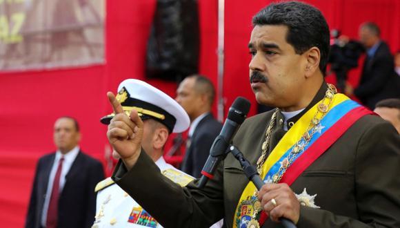 """El presidente de Venezuela, Nicolás Maduro, dijo que la Fiscalía ha protegido """"a los violentos durante tres meses o más"""". (Foto: Reuters)"""