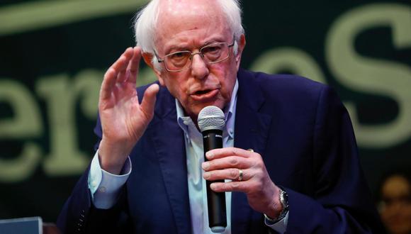 Bernie Sanders estuvo a punto de convertirse en el candidato demócrata para las elecciones presidenciales de este año.