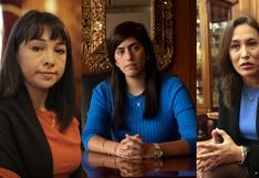 Mirtha Vásquez, María Antonieta Alva y otros testimonios que reflejan el acoso en la política peruana