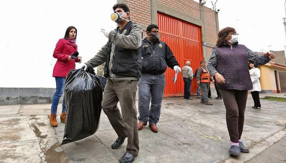 Seis zonas en Lima concentran mayoría de fábricas contaminantes