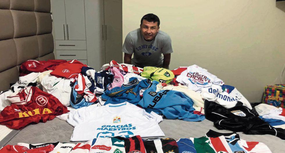 Ysrael Zúñiga se retiró hace tres años del fútbol profesional. (Foto: GEC).