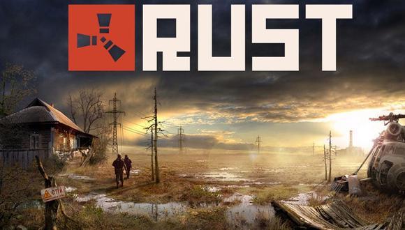 Rust. (Difusión)
