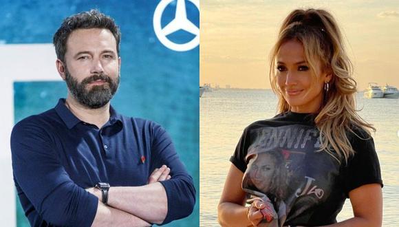 Jennifer Lopez y Ben Affleck tienen cinco hijos por separado y ahora, todos unidos, están disfrutando los últimos días de verano en Los Ángeles. (Foto: @jlo Instagram / AFP / Composición)