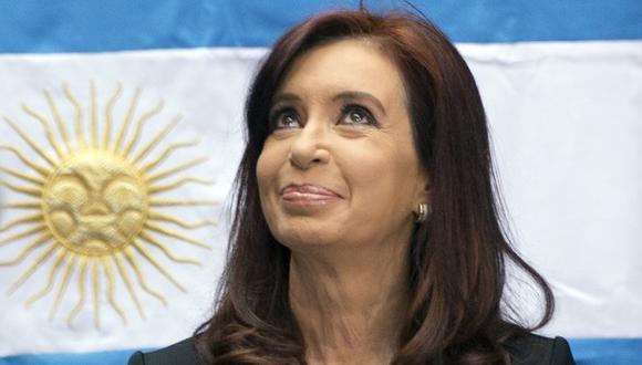 La infanta Cristina (Kirchner), por Damita de Hierro