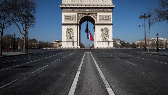 Coronavirus en Francia | Últimas noticias | Último minuto: reporte de infectados y muertos hoy, jueves 25 de marzo del 2021 | Covid-19 (Foto: JOEL SAGET / AFP).