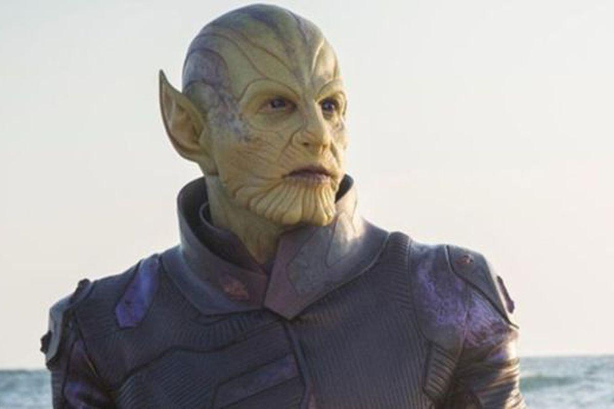 """Cine: """"Captain Marvel"""": ¿quiénes son los skrulls en los cómics de ..."""