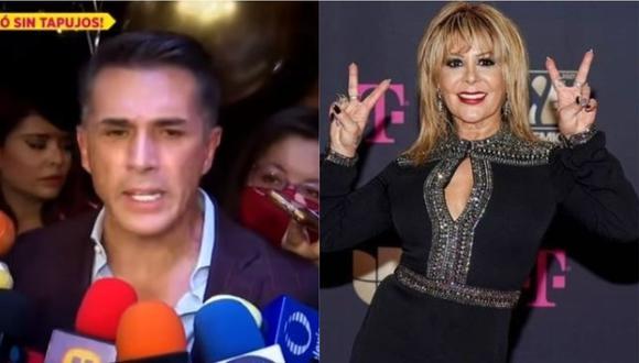 Sergio Mayer asegura que Alejandra Guzmán quiere reconciliarse con Frida Sofía. (Foto: @sergiomayerb/@laguzmanmx)