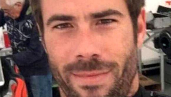 Tomás Gimeno, principal acusado de secuestrar y asesinar a sus hijas Anna y Olivia, le dejó una carta y dinero a su pareja antes de desaparecer. (Foto: La Nación de Argentina, vía GDA).