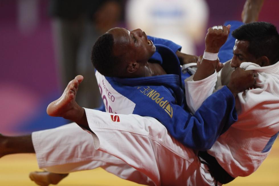 Judo en Lima 2019: mira las mejores imágenes de la jornada de este viernes. (Foto: Hugo Pérez - GEC)