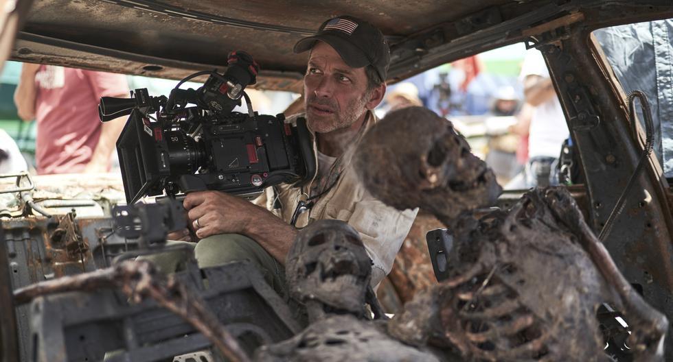 """Zack Snyder es director, productor y guionista de 'Army of the Death', su nueva película con Netflix. """"Las películas de zombis pueden combinar diferentes aspectos y hablar de temas sociales"""", reflexiona. (Foto: Netflix)"""