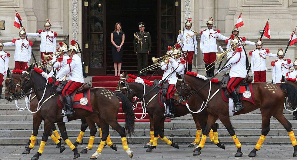 Cambio de guardia rindió homenaje a operación Chavín de Huántar - 7