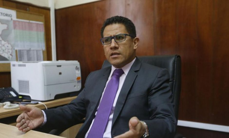 Procurador Amado Enco denunció a procurador Jorge Ramírez por presunta negociación incompatible. (Foto: GEC)