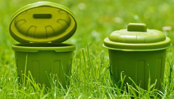 Estos consejos alejarán esos olores intensos del tacho de basura. (Foto: Pixabay)