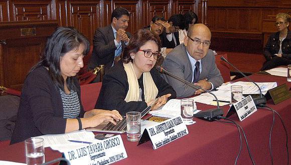 La iniciativa legislativa es promovida por diversas organizaciones civiles, entre ellas Manuela Ramos, Promsex y Cladem. (Foto: Congreso de la República)