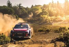 WRC: autos de la competencia serán híbridos en el 2022