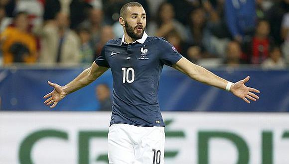 Franceses no quieren que Karim Benzema vuelva a la selección