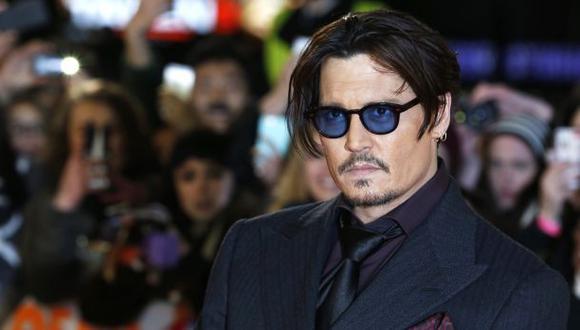 Johnny Depp demandó a ex apoderados por US$ 25 millones