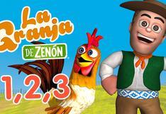 La Granja de Zenón: aprende y diviértete con los personajes del canal infantil N°1 de Youtube