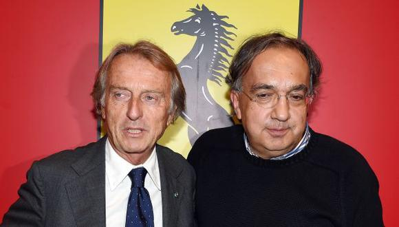 Luca Cordero di Montezemolo dejó Ferrari