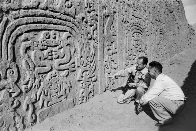 La muestra Gonzalo de Reparaz, Paisaje y Turismo en el Perú 1950-1960 se presentó en el Centro Cultural Inca Garcilaso. (FOTO: CC. Inca Garcilaso)