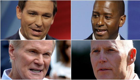 Estados Unidos: Florida ordena recuento de votos en elección de gobernador y de senador (Foto: Agencias)