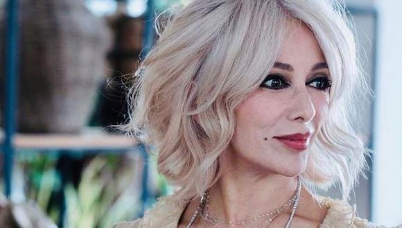 La actriz turca también se ha dedicado a la pintura. (Foto: Zerrin Tekindor / Instagram)