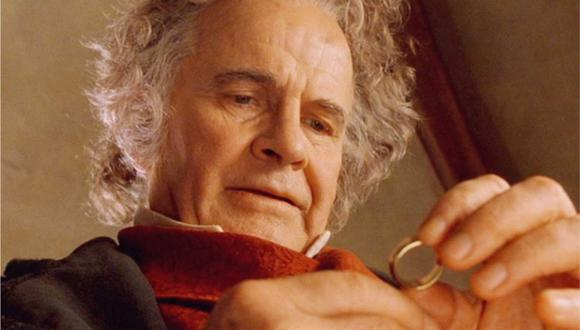 """Ian Holm, actor de """"El Señor de los Anillos"""" y """"Carros de Fuego"""", falleció a los 88 años. (Foto: Captura)"""