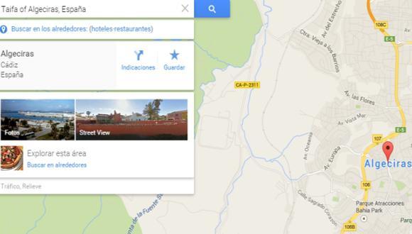 Google Maps: bromistas cambian nombre a tres ciudades de España