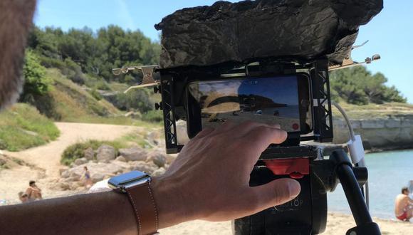 La grabación de películas ya no solo será hecha con equipos especializados, los smartphone empiezan a captar la atención de algunos directores.