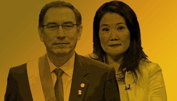 El camino de la confrontación entre el presidente Martín Vizcarra y la ex candidata presidencial y líder de Fuerza Popular, Keiko Fujimori. (Video: El Comercio)