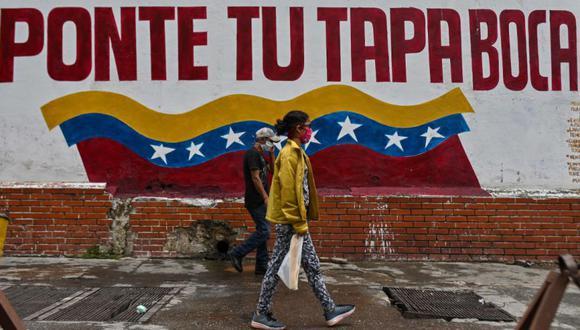 Coronavirus en Venezuela | Últimas noticias | Último minuto: reporte de infectados y muertos hoy, viernes 24 de julio del 2020 | (Foto: AFP / Federico PARRA).