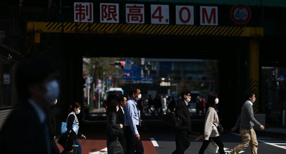 Las autoridades han informado que solo en Tokio el número de infectados llega a 1.338. (Archivo / Charly Triballeau / AFP).