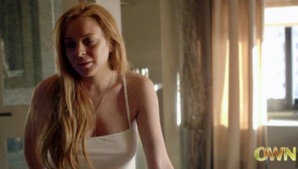 "Lindsay Lohan participará en la serie ""2 Broke Girls"""