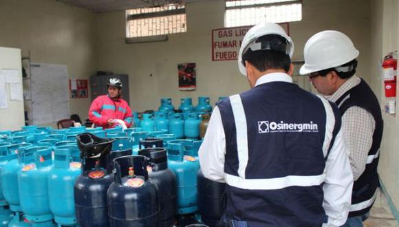 Lambayeque: van 15 locales de venta de GLP clausurados el 2015
