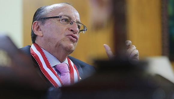 Peláez: Ramos Heredia deberá aclarar reunión con Orellana