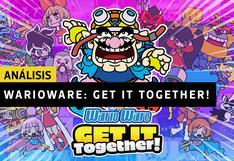WarioWare: Get It Together - Análisis | Tres puntos a tomar en cuenta antes de comprar el juego